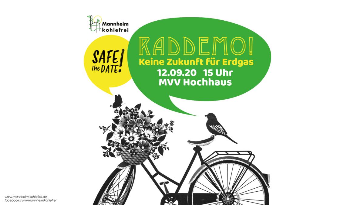 Pressemitteilung zur Raddemo am 12.09.